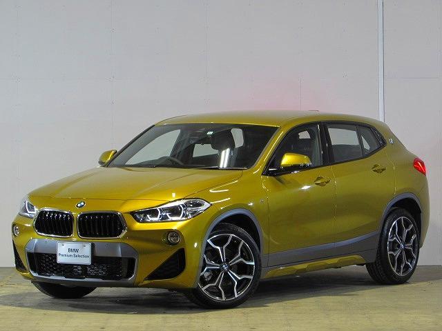 BMW sDrive 18i MスポーツX ワンオーナー 純正ナビ