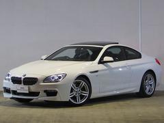BMW640iクーペ Mスポーツ 登録済未使用車 純正ナビ ETC