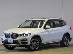 BMW X3xDrive 20d Xライン 登録済未使用車 純正ナビ