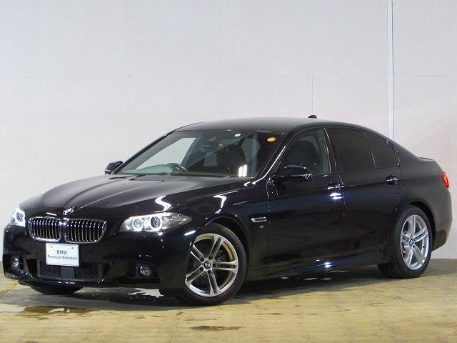 BMW 523d Mスポーツ 認定中古車 純正ナビ キセノン DTV