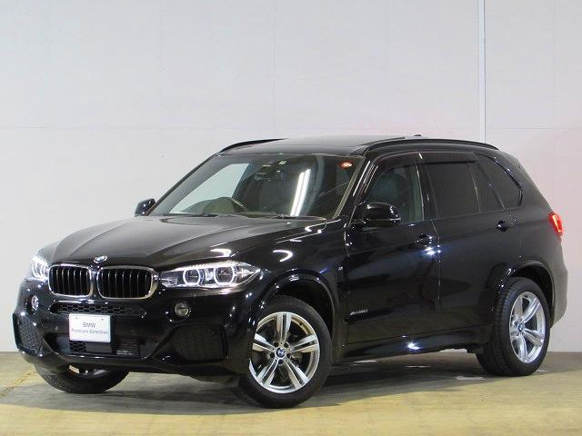 BMW xDrive35d Mスポーツ 認定中古車 SR ワンオーナ