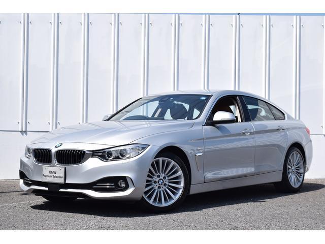 BMW 420iグランクーペ ラグジュアリー 認定中古車 弊社下取車