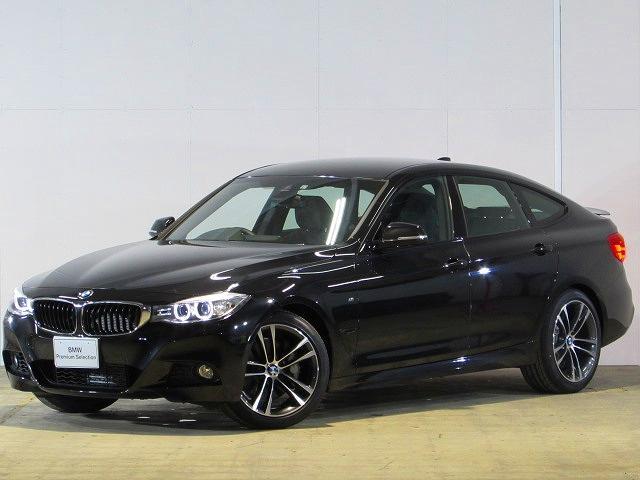 BMW 335iグランツーリスモ Mスポーツ 登録済未使用車 ETC