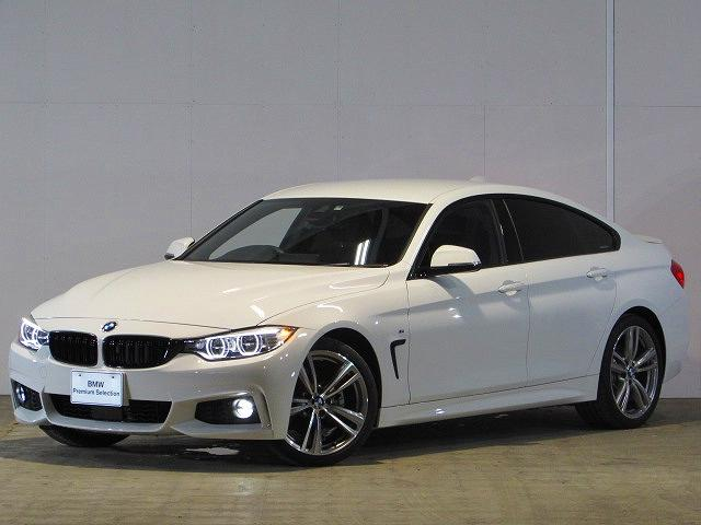 BMW 420iグランクーペ Mスポーツ 認定中古車 禁煙車