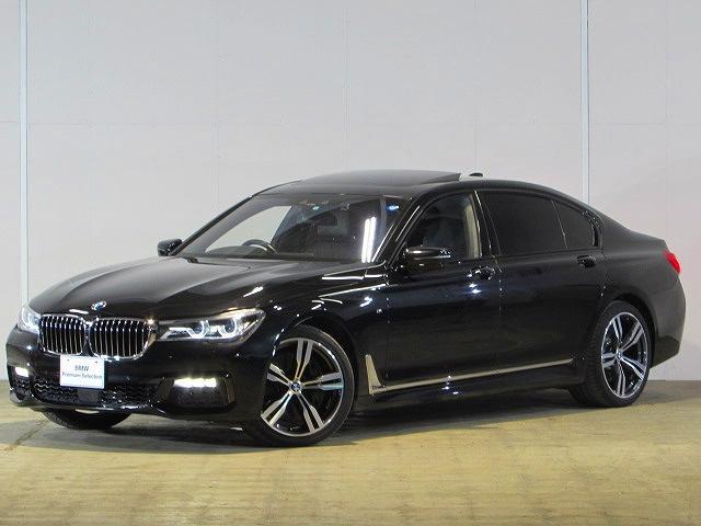 BMW 750Li Mスポーツ 認定中古車 イノベーションPKG