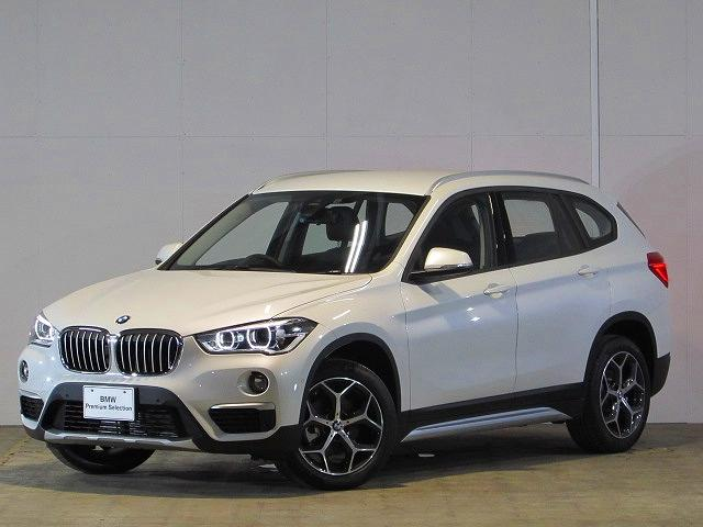 BMW xDrive 18d xライン ワンオーナー 純正ナビ
