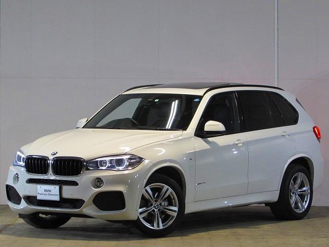 BMW xDrive 35d Mスポーツ 認定中古車 純正ナビ SR