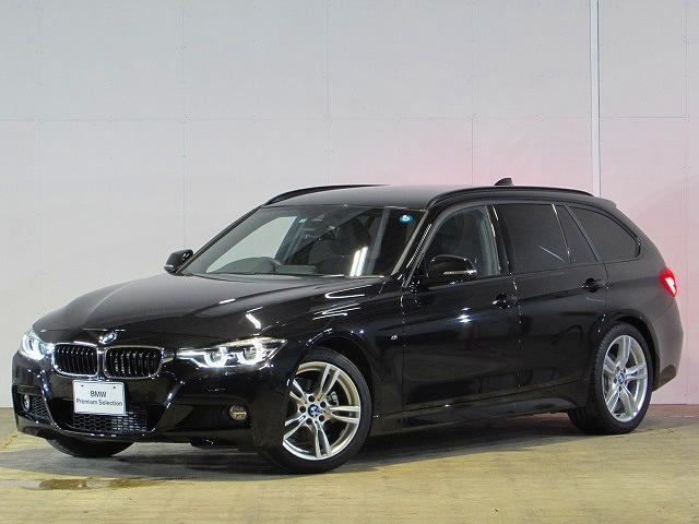 BMW 318iツーリング Mスポーツ 認定中古車 弊社下取り車