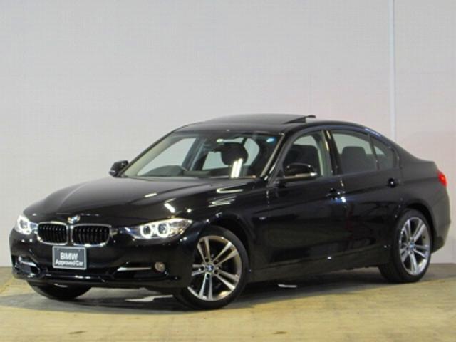 BMW 328iスポーツ 認定中古車 純正ナビ Bカメ リアPDC