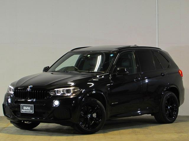 BMW xDrive 35d Mスポーツ 認定中古車 ワンオーナー