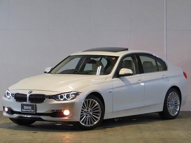 BMW 328iラグジュアリー 認定中古車 純正ナビ Bカメ ETC