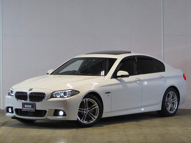 BMW 523d Mスポーツ 認定中古車 純正ナビ ワンオーナー