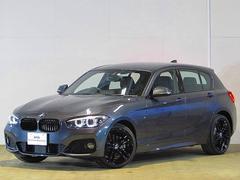 BMW118d Mスポーツ 登録済未使用車 純正ナビ ETC