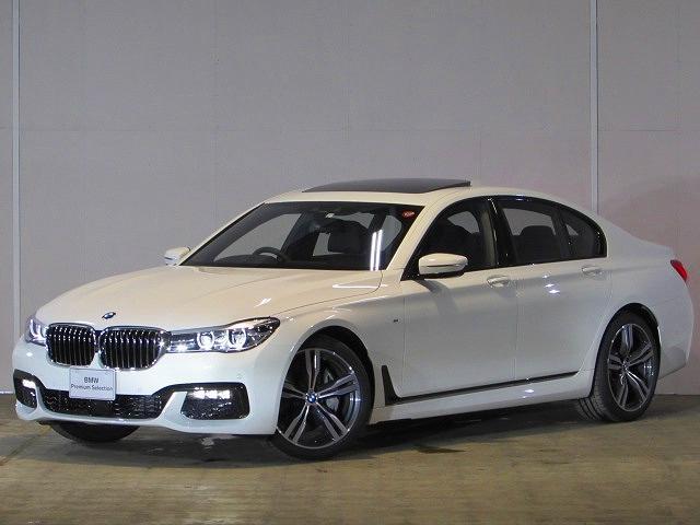 BMW 740i Mスポーツ ドライバーズエディション 弊社下取り車