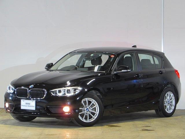 BMW 118i デモカー 認定中古車 禁煙車 ワンオーナー