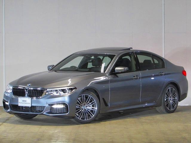 BMW 523i Mスポーツ ワンオーナー 純正ナビ LED