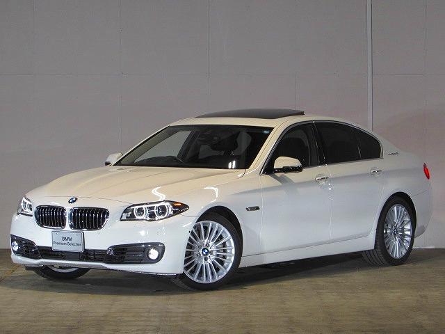 BMW アクティブハイブリッド5 ラグジュアリー 認定中古車