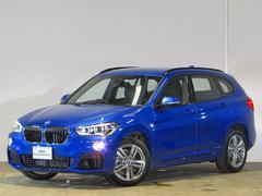 BMW X1sDrive 18i Mスポーツ ワンオーナー 純正ナビ