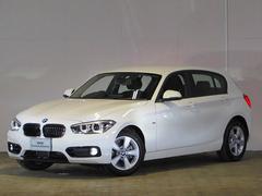 BMW118i スポーツ 禁煙車 ワンオーナー コンフォートPKG