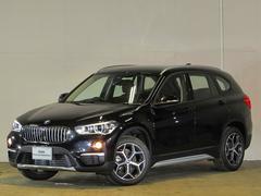 BMW X1xDrive 18d xライン 禁煙車 ワンオーナー ETC