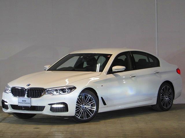 BMW 523i Mスポーツ 認定中古車 ワンオーナー 禁煙車