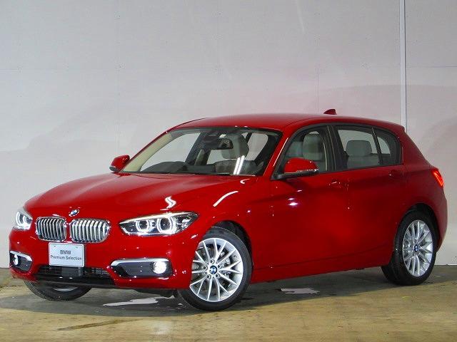 BMW 118d スタイル 認定中古車 ワンオーナー 禁煙車