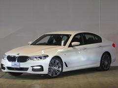 BMW523i Mスポーツ 認定中古車 ワンオーナー 禁煙車
