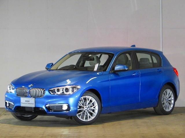 BMW 118d ファッショニスタ 認定中古車 純正ナビ ACC