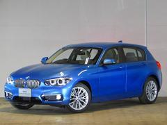 BMW118d ファッショニスタ 認定中古車 純正ナビ ACC
