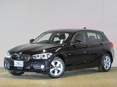 BMW118d スポーツ 認定中古車 純正ナビ Bカメ ACC