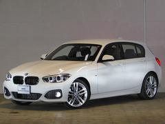 BMW118d Mスポーツ 認定中古車 弊社下取り車 禁煙車