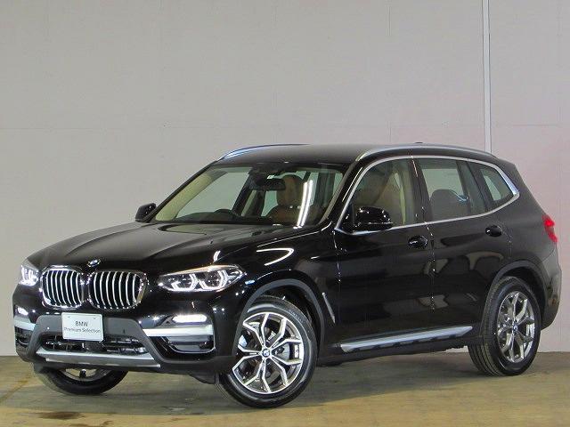 BMW X3 xDrive 20d Xライン 認定中古車 純正ナビ レザー