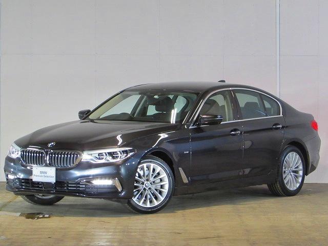 BMW 5シリーズ 530iラグジュアリー 認定中古車 純正ナビ ACC ETC