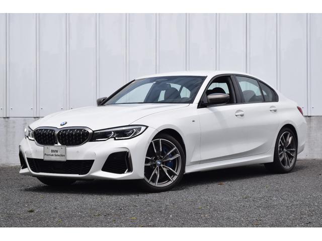 BMW 3シリーズ M340i xDrive 弊社新車販売 下取り 禁煙車