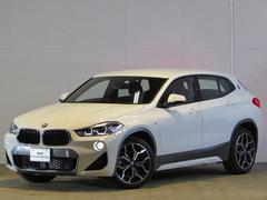BMW X2xDrive 18d MスポーツX 認定中古車 純正ナビ