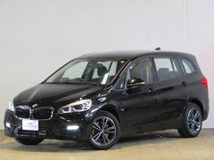 BMW218dグランツアラー スポーツ 認定中古車 禁煙車