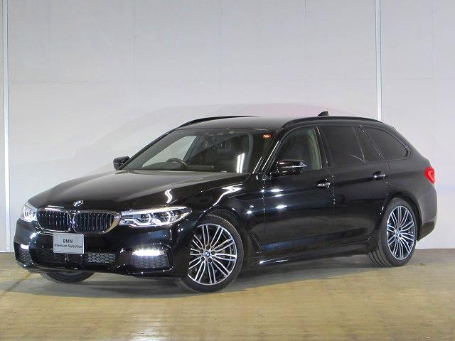 BMW 5シリーズ 523dツーリング Mスポーツ 認定中古車 ソフトクローズ