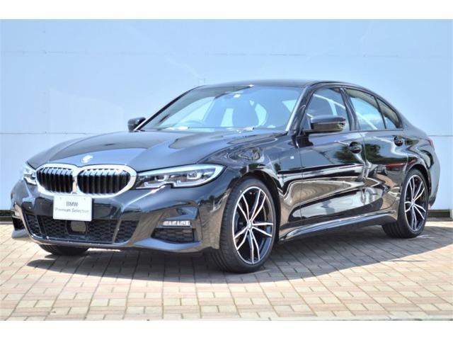 BMW 3シリーズ 320i Mスポーツ 正規認定中古車 ワンオーナー 禁煙車 レザー 被害軽減ブレーキ ACC ETC2.0 前後ソナーセンサー バックカメラ 純正HDDナビ 電動シート 電動リアゲート LEDライト ハイビームアシスト