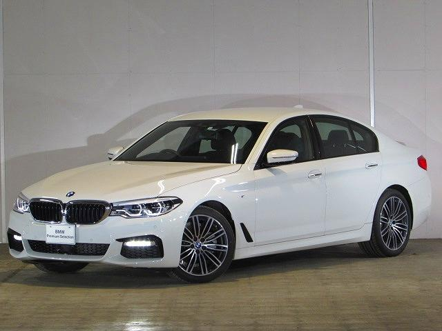 BMW 5シリーズ 523i Mスポーツ 認定中古車 禁煙車 ワンオーナー