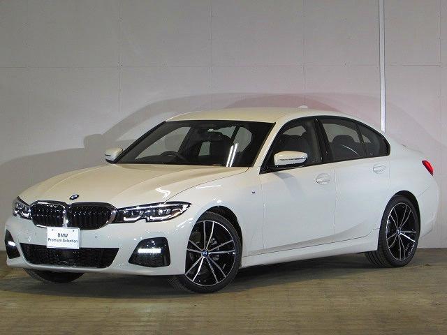BMW 3シリーズ 320d xDrive Mスポーツ 認定中古車 ワンオーナー 禁煙車 純正HDDナビ ブラックレザー シートヒーター メモリー付きパワーシート 電動リアテールゲート バックカメラ 障害物センサー ETC2.0 ACC 衝突軽減ブレーキ