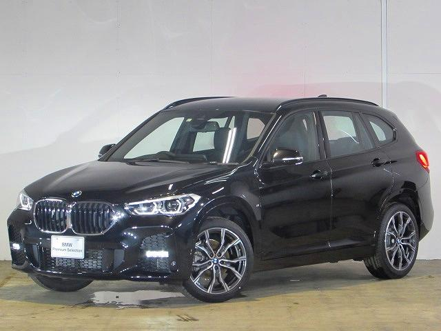BMW sDrive 18i Mスポーツ 認定中古車 純正ナビ ブラックハーフレザー パワーシート ルームミラー内蔵ETC バックカメラ 障害物センサー 電動リアテールゲート LEDヘッドライト アクティブクルーズコントロール