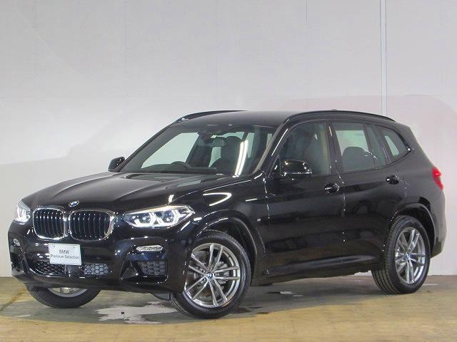 BMW xDrive 20d Mスポーツ 認定中古車 純正ナビ 禁煙車 ワンオーナー ヘッドアップディスプレイ 黒レザー シートヒーター 衝突軽減ブレーキ バックカメラ 障害物センサー 電動リアテールゲート アダプティブLEDヘッドライト