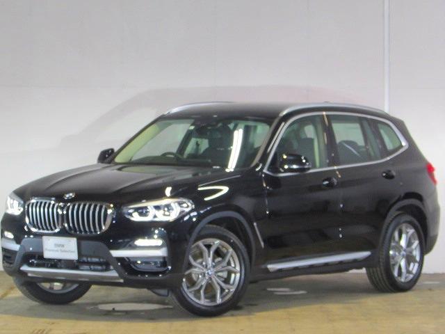 BMW xDrive 20d Xライン 認定中古車 ワンオーナー 禁煙車 純正ナビ ルームミラー内蔵ETC アダプティブLEDヘッドライト ヘッドアップディスプレイ 黒レザー シートヒーター 衝突軽減ブレーキ バックカメラ 障害物センサー