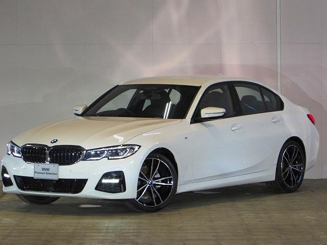 BMW 320i Mスポーツ 認定中古車 ワンオーナー 禁煙車 純正HDDナビ ヘッドアップディスプレイ BMWレーザーライト ACC バックカメラ 障害物センサー 電動リアテールゲート 衝突軽減ブレーキ パーキングアシスト