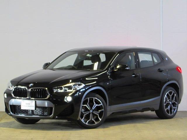 BMW xDrive 18d MスポーツX 認定中古車 弊社デモカー 純正ナビ ヘッドアップディスプレイ 衝突軽減ブレーキ LEDヘッドライト ACC ETC シートヒーター バックカメラ 障害物センサー 電動リアゲート SOSコール