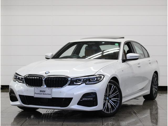 BMW 320i Mスポーツ ハイライン サンルーフ コニャック革 コンフォートパッケージ ガラスサンルーフ コニャックレザー ハイラインパッケージ ACC HUD リバースアシスト インテリジェントセーフティ 電動リアゲート ステアリングサポート シートヒーター