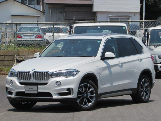 BMW xDrive 40e xライン 認定中古車 弊社下取車 ガラスサンルーフ アダプティブLEDヘッドライト ヘッドアップディスプレイ ワンオーナー 禁煙車 バックカメラ 障害物センサー ソフトクローズドア モカレザー シートヒーター