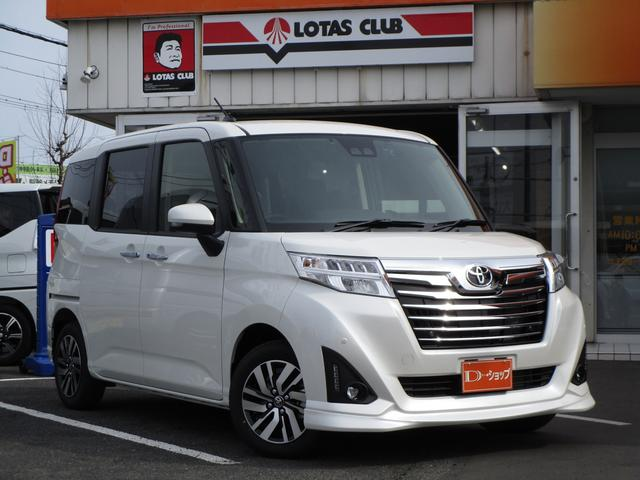 トヨタ カスタムG アルパインボイスタッチ機能搭載9型ナビ