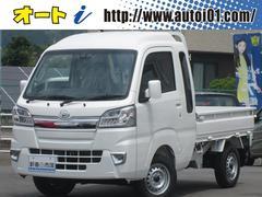 ハイゼットトラックジャンボSAIIIt4WD衝突回避ブレーキ 横滑り防止装置