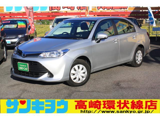 トヨタ 1.3X SDナビ ワンセグTV 6エアバック 1オーナー 禁煙車